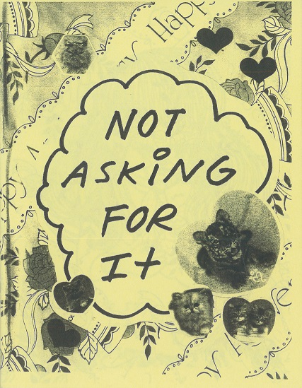 Cover Image for Not Asking For It
