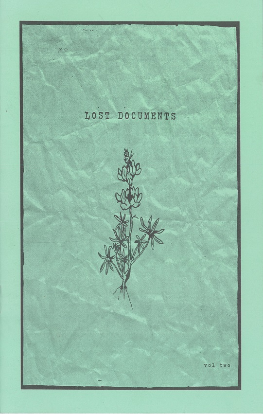 Cover Image for Lost Documents Vol. 2