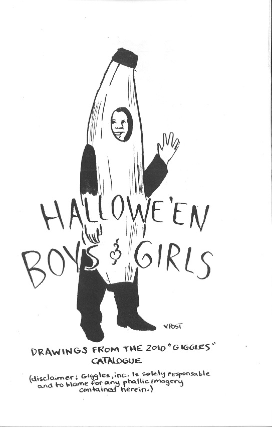 Cover Image for Hallowe'en Boys and Girls
