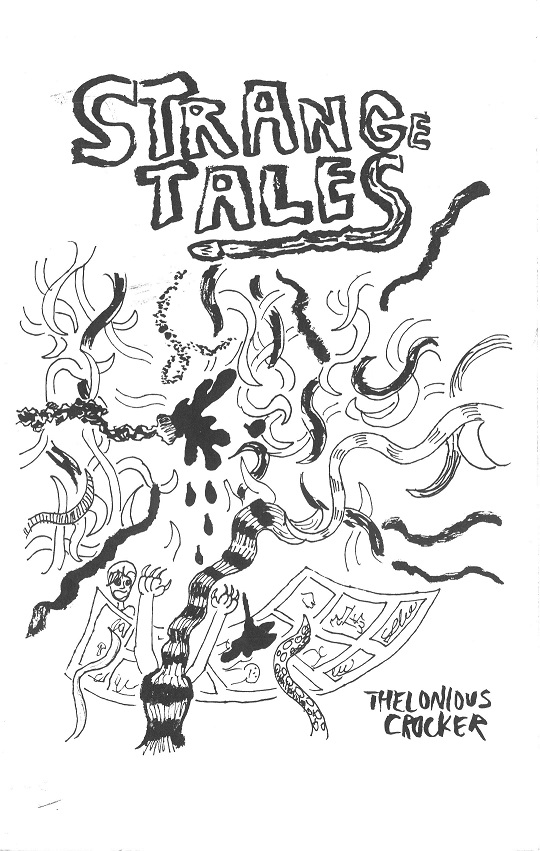 Cover Image for Strange Tales