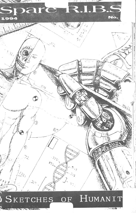Cover Image for Spare R.I.B.S #8: Sketches of Humanity