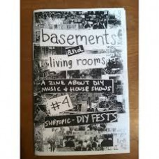 Cover of Basements and Living Rooms #4