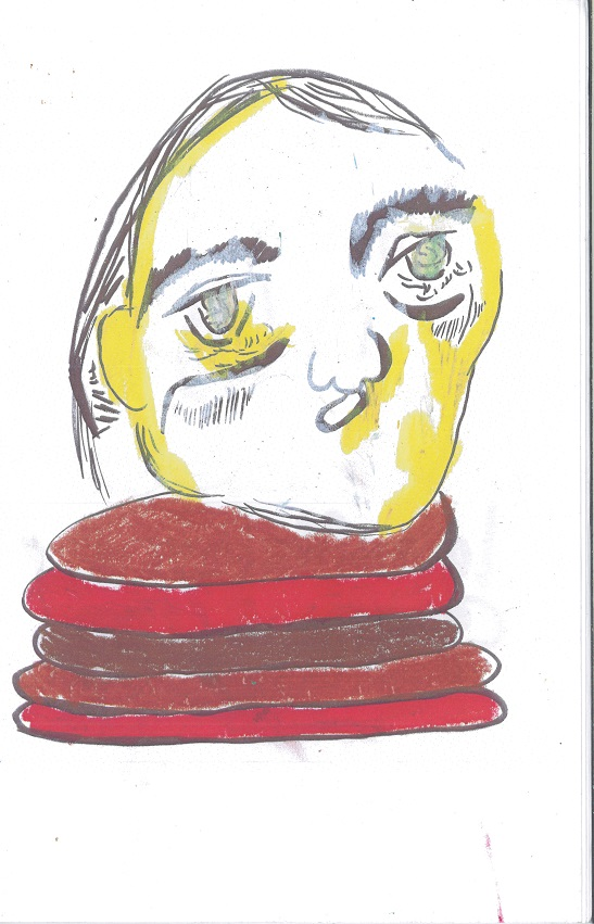 Cover Image for Untitled [Pancake Face?]