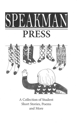 Cover for Speakman Press #3