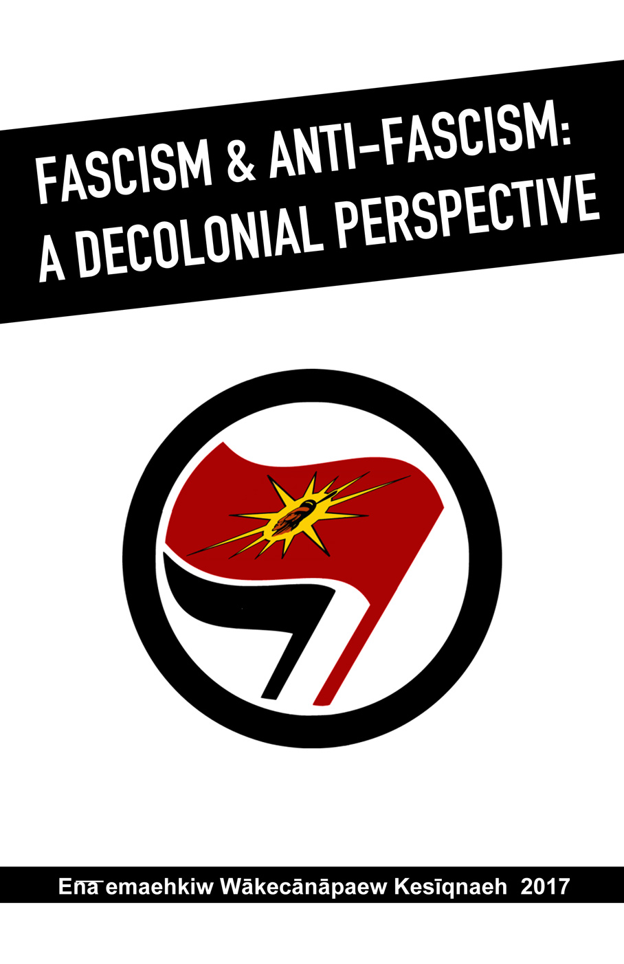 Cover of Fascism and Anti-fascism