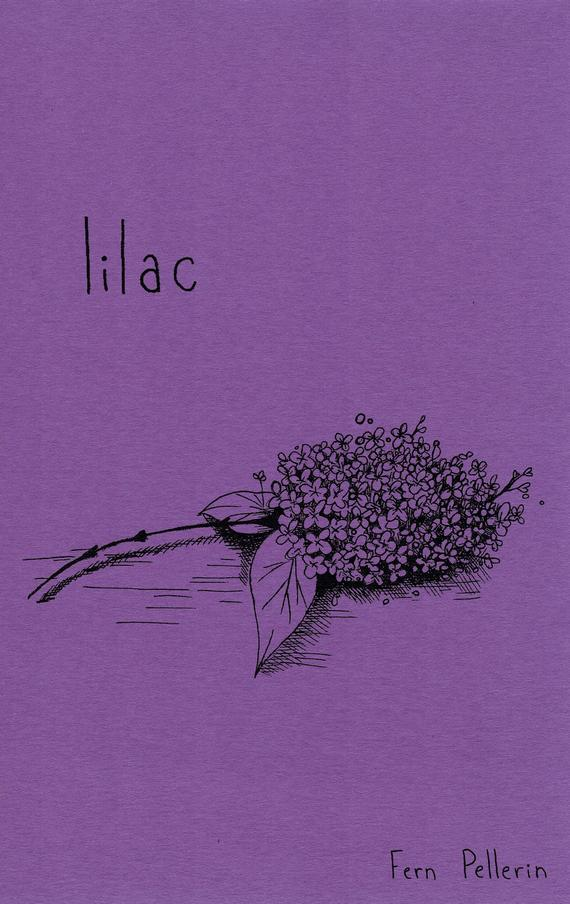 Cover of Lilac zine