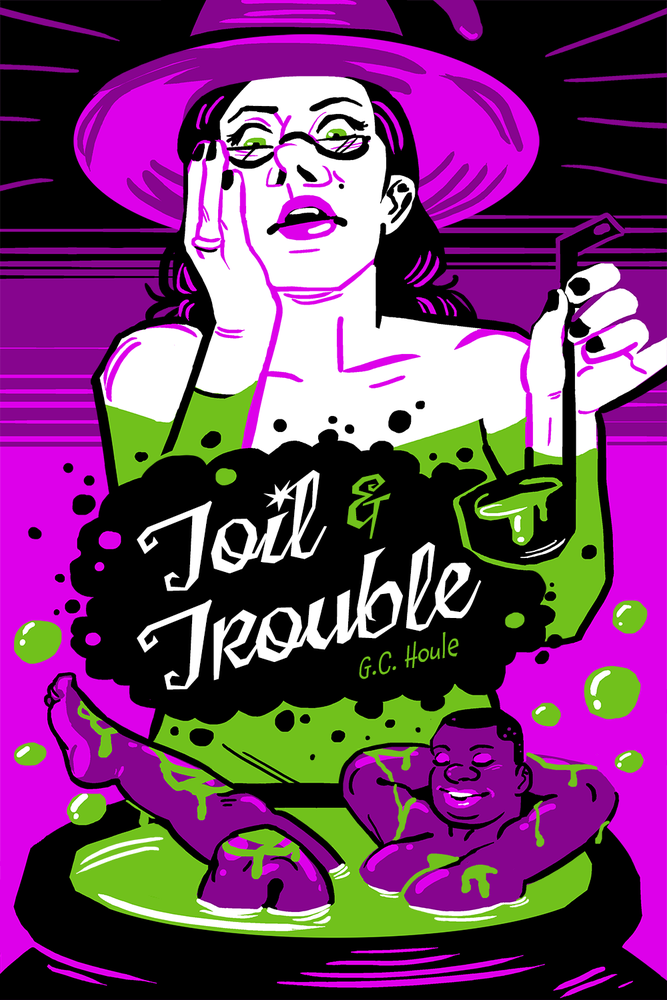 Cover of Toil and Trouble